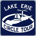 Lake Erie Circle Tourmarker